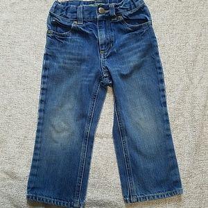 Old Navy Bottoms - Old Navy Boy's 2T denim blue jeans